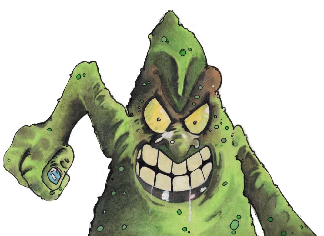 Radioactive cucumbers1